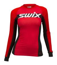 SWIX Футболка с длинным рукавом женская RaceX CARBON
