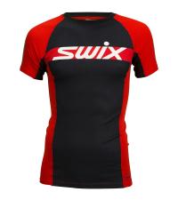 SWIX Футболка с коротким рукавом мужская RaceX CARBON
