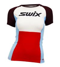 SWIX Футболка с коротким рукавом женская RaceX