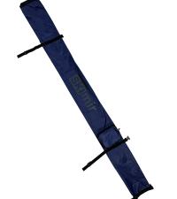 SKIMIR Чехол для лыж NORDIC LIGHT POCKET Dark Blue, 220 см