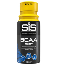 SIS BCAA, напиток шот 60 мл, вкус Лимон
