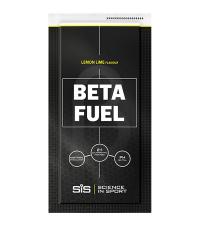 SIS Напиток углеводный с электролитами в порошке BETA FUEL лимон и лайм, 84 г