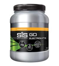 SIS Напиток углеводный с электролитами в порошке GO ELECTROLYTE тропические фрукты, 1000 г