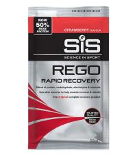 SIS Напиток восстановительный углеводно-белковый в порошке REGO RAPID RECOVERY клубника, 50 г
