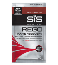 SIS Напиток восстановительный углеводно-белковый в порошке REGO RAPID RECOVERY шоколад, 50 г