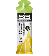 SIS Гель изотонический углеводный GO ISOTONIC ENERGY GEL яблоко, 60 мл