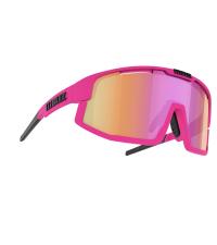 BLIZ Спортивные очки VISION Matt Neon Pink