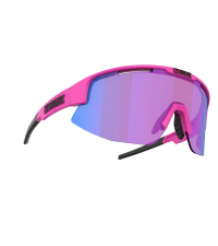 BLIZ Спортивные очки MATRIX NANO NORDIC LIGHT Neon Pink
