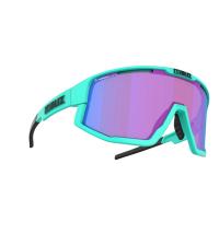 BLIZ Спортивные очки FUSION NANO NORDIC LIGHT Turquoise