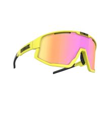 BLIZ Спортивные очки FUSION Matt Yellow