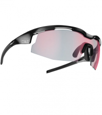 BLIZ Спортивные очки со сменными линзами SPRINT M14 Shiny Black ULS