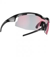 BLIZ Спортивные очки со сменными линзами Active Sprint M14 Shiny Black ULS