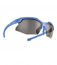 BLIZ Спортивные очки со сменными линзами Active Force Metallic Blue