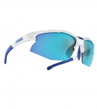BLIZ Спортивные очки со сменными линзами Active Hybrid White