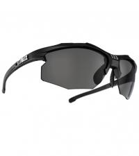 BLIZ Спортивные очки со сменными линзами Active Hybrid Matt Black