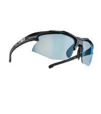 BLIZ Спортивные очки с фотохромными линзами Active Hybrid Grey/Black ULS