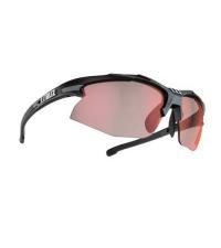 BLIZ Спортивные очки с фотохромными линзами Active Hybrid Matt Black/Grey ULS
