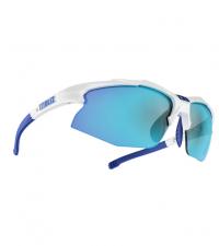 BLIZ Спортивные очки со сменными линзами Active Hybrid Smallface White