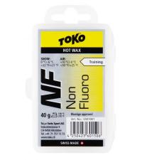 TOKO Парафин NF TRAINING HOT WAX YELLOW (0/-6), 40 г