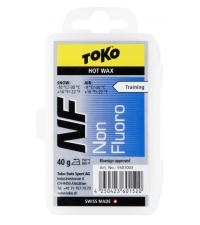 TOKO Парафин NF TRAINING HOT WAX BLUE (-10/-30), 40 г