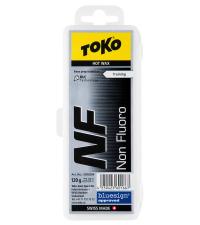 TOKO Парафин базовый TRAINING NF HOT WAX BLACK, 120 г