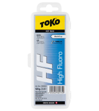 TOKO Парафин высокофтористый HF WC HOT WAX BLUE (-10/-30), 120 г
