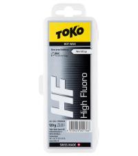 TOKO Парафин высокофтористый базовый HF WC HOT WAX BLACK, 120 г