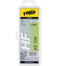 TOKO Парафин HF HOT WAX AX134 зеленый (0/-3), 120 г
