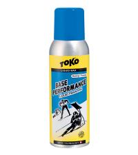TOKO Парафин жидкий BASE PERFORMANCE BLUE (-9/-30), 100 мл