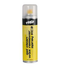 TOKO Смывка - спрей Gel Clean Spray HC3, 250 мл.