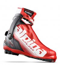 ALPINA Лыжные ботинки ED 2.0 JR RED/BLACK/WHITE