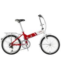 """GIANT Велосипед складной FD806 20"""" 2016"""
