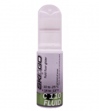 SKIGO Ускоритель эмульсия C110 (-10...-20) зеленый, 30 мл.
