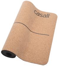 CASALL Пробковый мат для йоги 5 мм