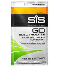 SIS Напиток углеводный с электролитами в порошке GO ELECTROLYTE апельсин, 40 г