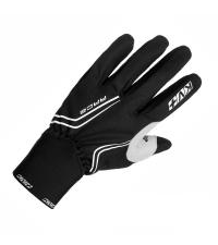 KV+ Перчатки лыжные RACE Black