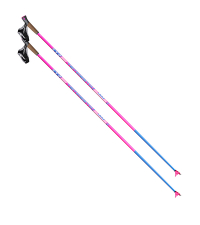 KV+ Лыжные палки TEMPESTA PINK