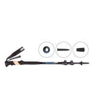 KV+ Треккинговые палки телескопические DAVOS Alu 70-75