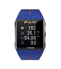 POLAR Спортивные часы V800 BLUE/RED