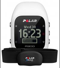 POLAR Спортивные часы A300 HR WHITE
