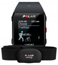 POLAR Спортивные часы V800 BLACK H10