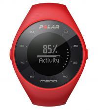 POLAR Спортивные часы M200 RED