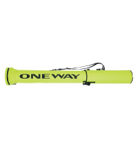 ONE WAY Чехол для палок SKI POLE TUBE YELLOW, 8 пар