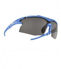BLIZ Спортивные очки со сменными линзами Active Tempo Metallic Blue/Silver