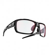 BLIZ Спортивные очки со сменными фотохроматическими линзами Active Tracker Ozon Black ULS