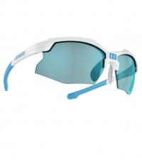 BLIZ Спортивные очки со сменными фотохроматическими линзами Active Force XT White ULS