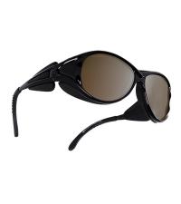 BLIZ Солнцезащитные очки с поляризационным фильтром 4-ой категории ALTITUDE Black/Brown PLR