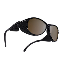 BLIZ Солнцезащитные очки с поляризационным фильтром 4-ой категории Active Altitude Black/Brown plr