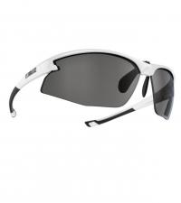 BLIZ Спортивные очки со сменными линзами Active Motion+ White