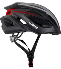 BLIZ шлем Bike Helmet Defender Black/Silver/Red